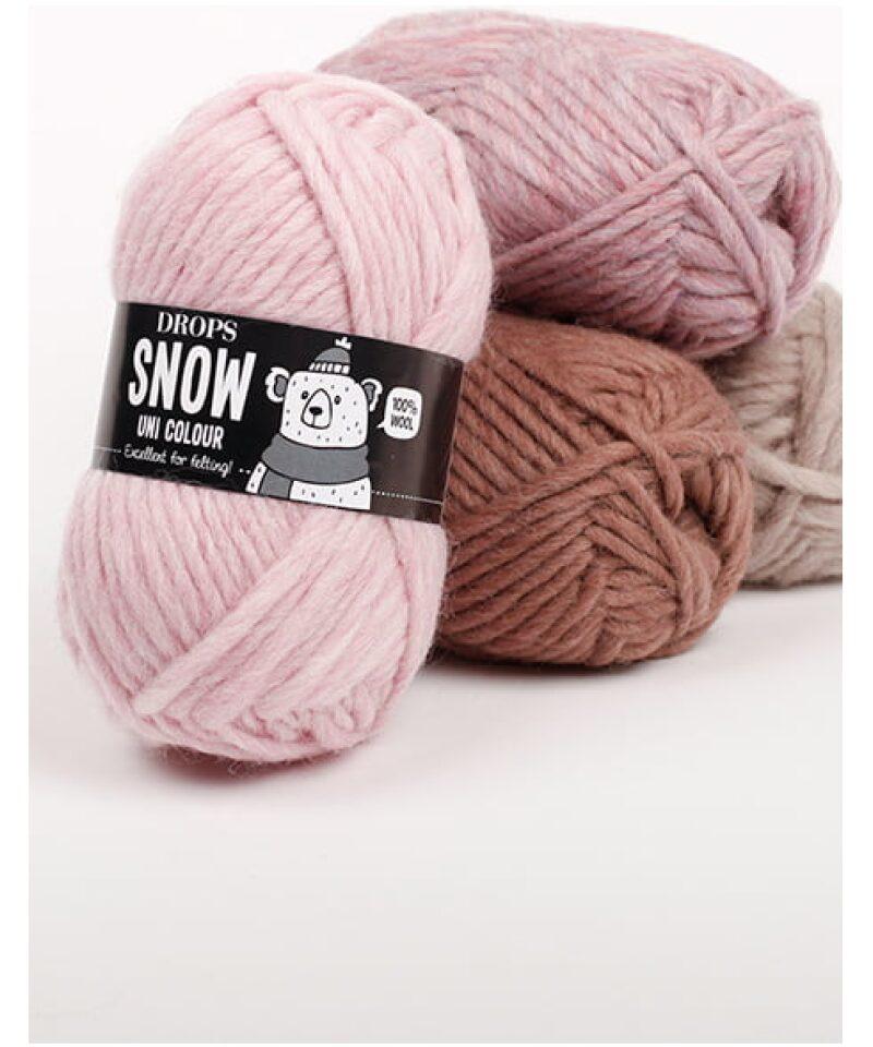 Drops snow eskimo