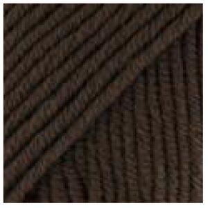 09 Mørk brun