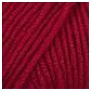 860 Mørk rød