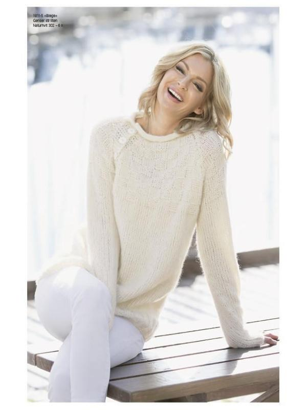 Blege genser