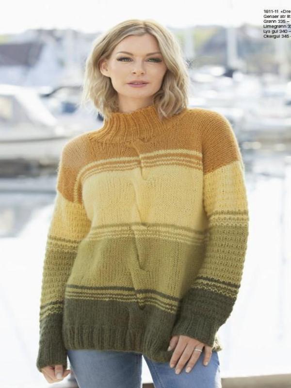 Dregg genser