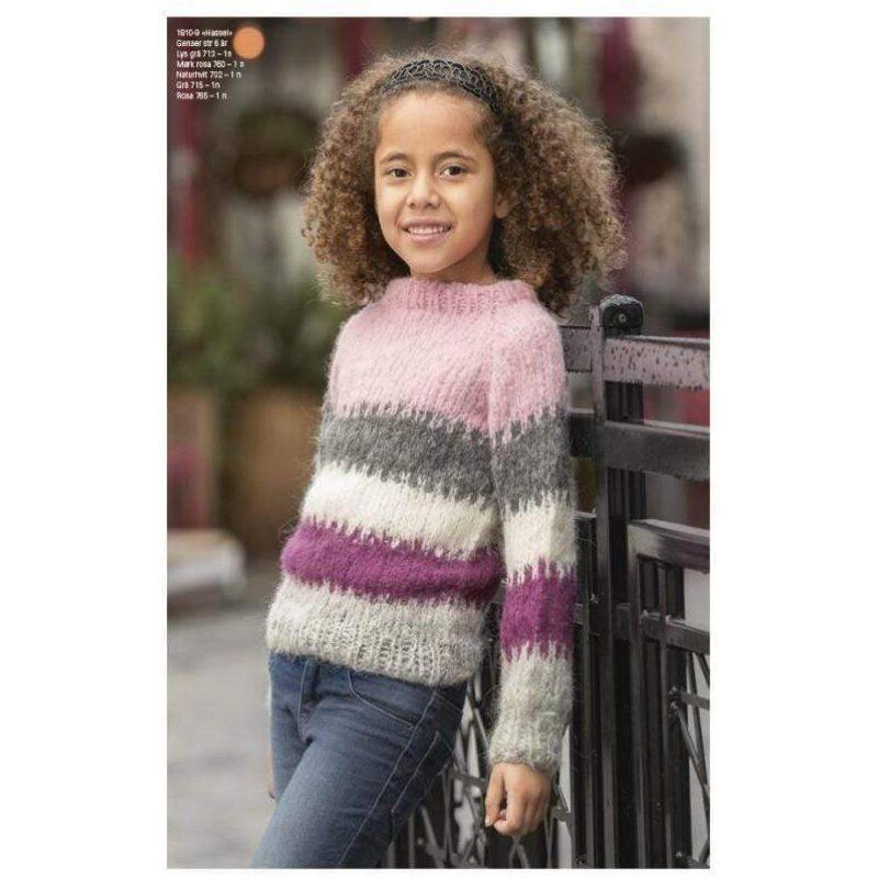 Hassel genser - Barn