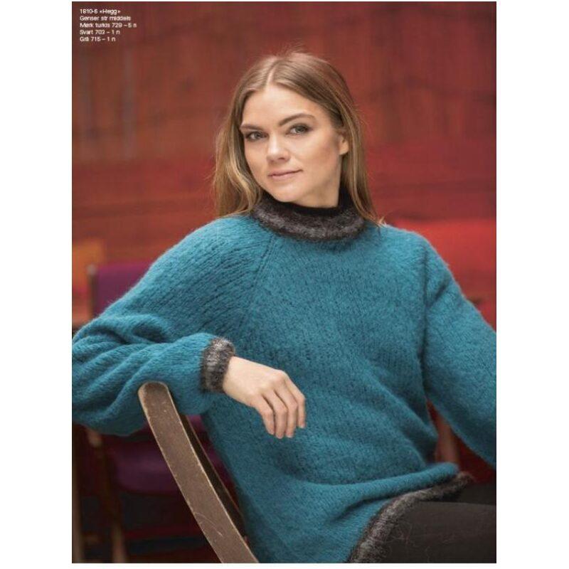 Hegg genser