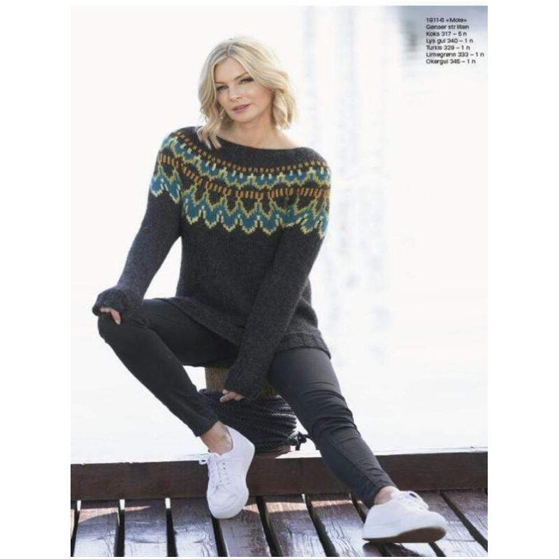 Mole genser