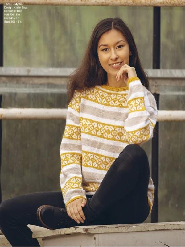 Myrtle genser