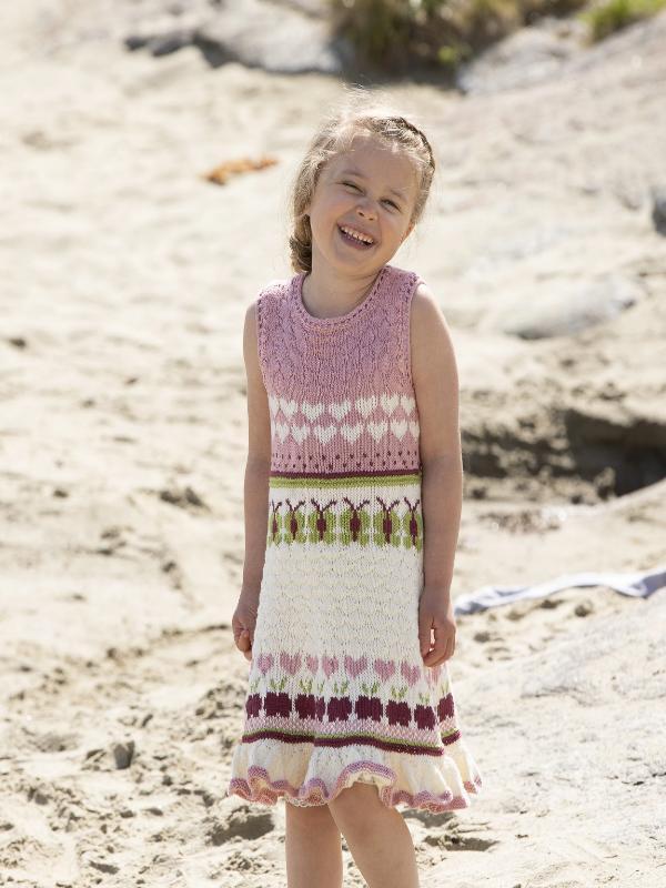 Fivril kjole