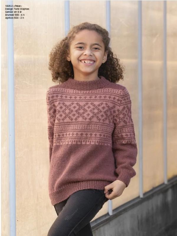 Pelar genser - Barn