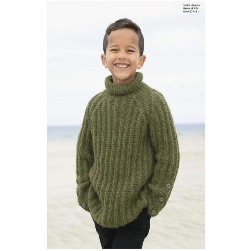 Sørland genser - Barn