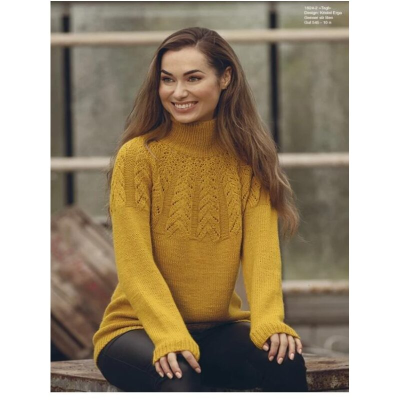 Tegl genser
