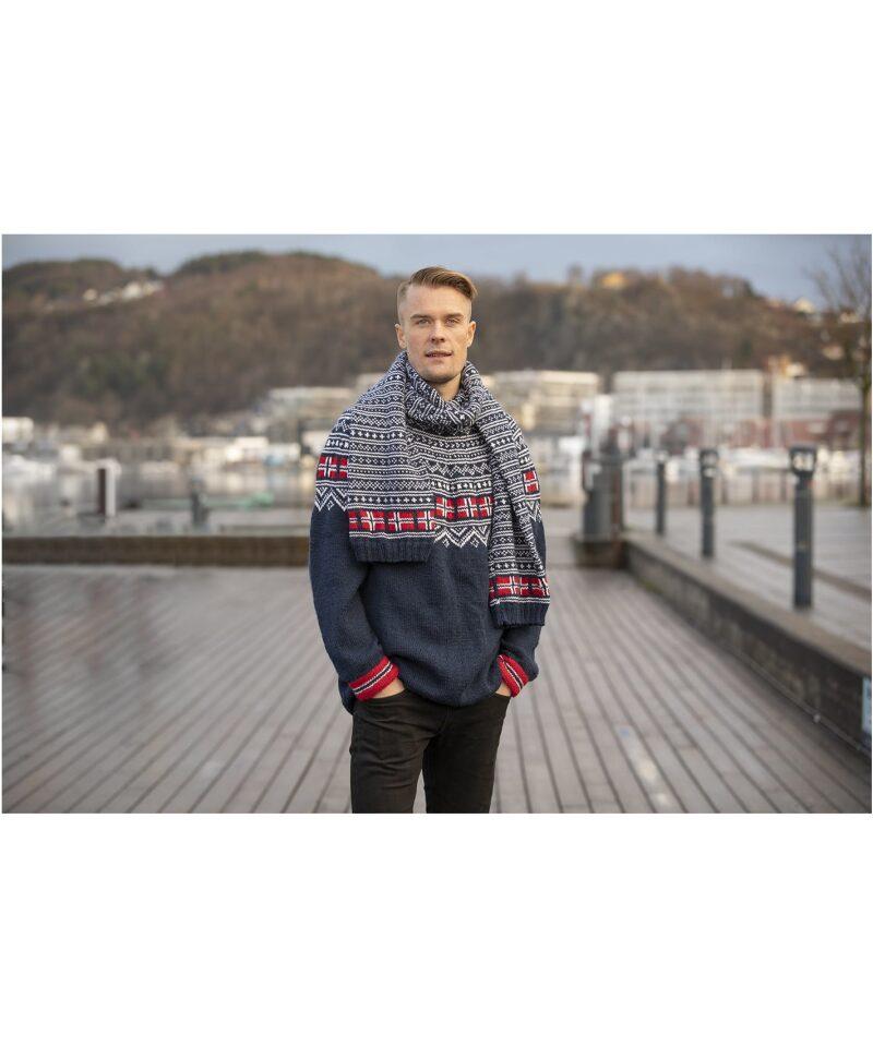 2003-4 Heia Norge skjerf