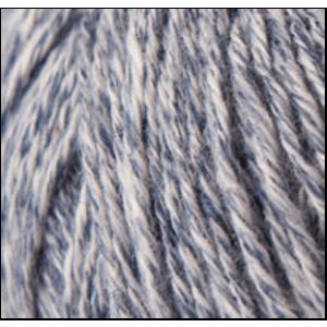 211 Melert Jeansblå